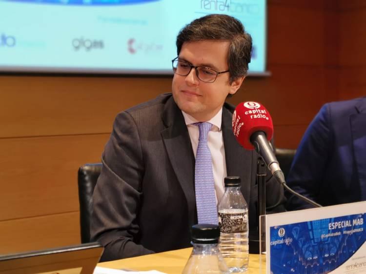 Pedro Ara, director de Renta 4 Corporate